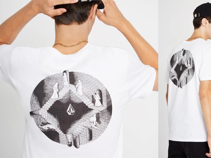 Camiseta Volcom Carlo Vivary