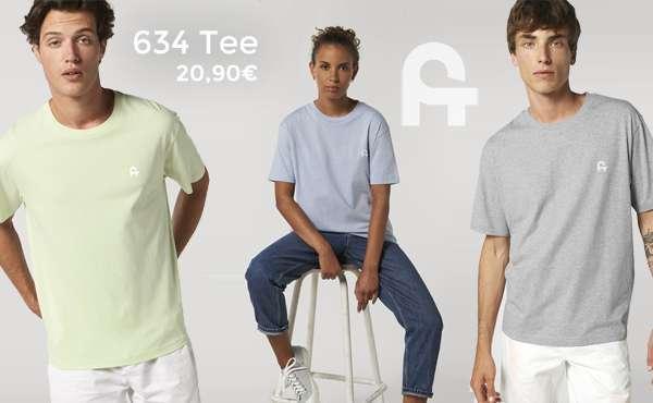 Camiseta 634