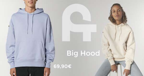 Sudadera Big Hood