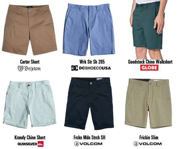 Keilor Pantalones Cortos de Trabajo de Algod/ón El/ástico para Hombre para Verano con Bolsillos Cargo