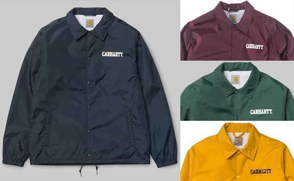 College Coach Jacket  de Carhartt