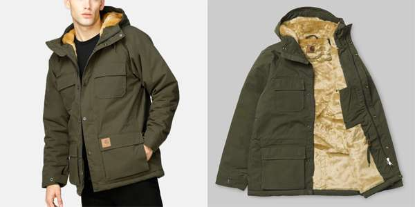 Mentley Jacket de Carhartt, una prenda TOP