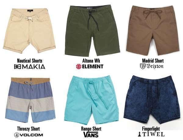 Pantalones Cortos Hombre Basicos Tendencias Y Marcas