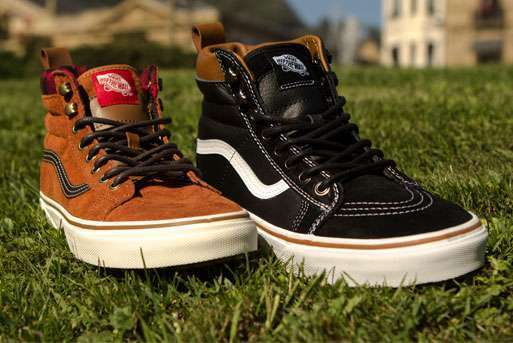ZAPATILLAS VANS MOUNTAIN EDITION: U SK8-HI MTE