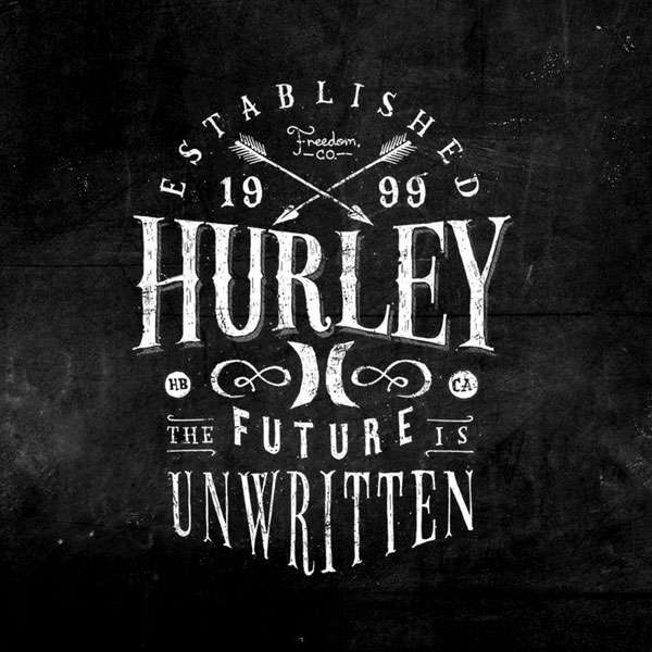 Lema de Hurley, The future is unwritten