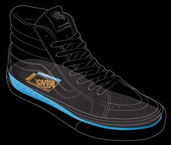 Novedades tecnológicas en zapatillas skate y urbanas