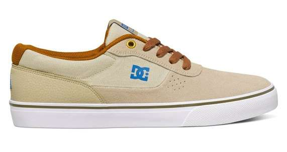 Zapatillas DC Switch S (Taupe)