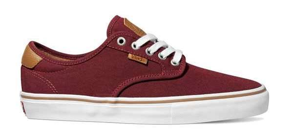 Zapatillas Vans Chima Ferguson Pro (Oxford Red)
