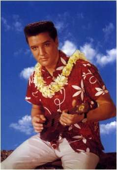 Elvis Presley, Blue hawaii