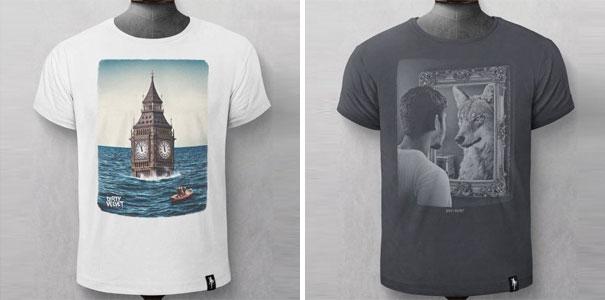 Camisetas Dirty Velvet